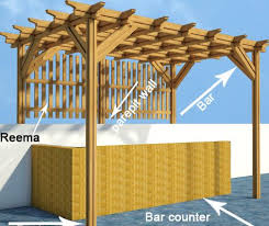 Wood Pergola Designs by 30 Best Wooden Pergola Designs Images On Pinterest Pergola
