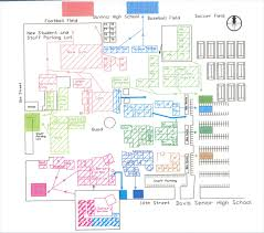 dhs campus map u2014 outdated website for davis high pta