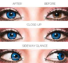 eos dolly eye blue circle lenses colored contacts pinkyparadise