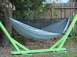 Hammock Backyard Triyae Com U003d Backyard Hammock Diy Various Design Inspiration For