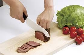kyocera ceramic large 16cm santoku kitchen knife black 5 color kyocera ceramic large 16cm santoku kitchen knife black 5 color fkr 160 japan 6 41 00 6 of 8