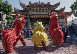 new year lion costume new year 2016 celebrations from around the globe