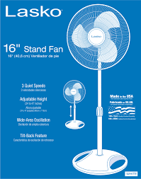 Best Pedestal Fan For Bedroom Lasko 16