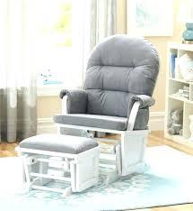 nursery chair and ottoman glider rocking chair ottoman fantastic nursery chair and ottoman
