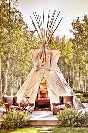 Camping In Backyard Ideas Best 25 Teepee Camping Ideas On Pinterest Tent Stars Tonight