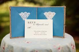 handmade invitations handmade wedding invitations with burlap