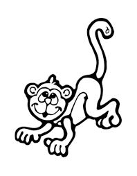 singe 1 coloriage singes coloriages pour enfants
