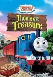 thomas treasure dvd thomas tank engine wikia