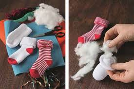 crafts a sock snowman ideas crafts
