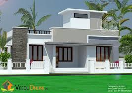 home design square single floor contemporary home design