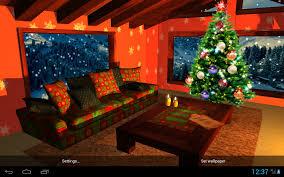 christmas fireplace live wallpaper binhminh decoration