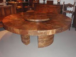 84 round dining table 84 round dining table with lazy susan sesigncorp