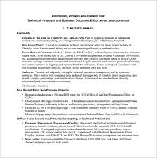 technical proposal templates u2013 18 free word excel pdf format