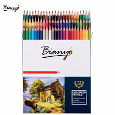 special pencils for drawing bianyo 72colors non toxic classic colored pencil set for