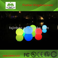 floating led pool lights 40cm rechargeable floating led pool light kdp dt002 buy led pool