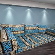 arabisches sofa de boden arabische stil bodenmöbel orientalische