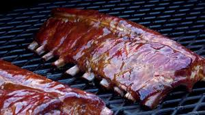 how to cook competition style ribs on offset smoker smoked bbq