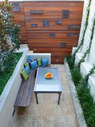 Pictures And Tips For Small Patios HGTV - Small backyard patio design