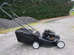 petrol lawnmower briggs and stratton 450 series 148cc in lisburn
