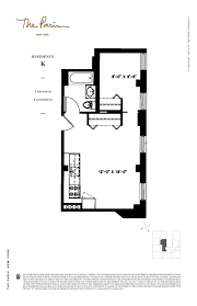 Typical Brownstone Floor Plan No Fee Nyc Apartments Stellar Management Upper West Side The Paris