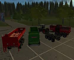 Seeking Trailer Fr Trailer For Terra Variant Tools V 1 0 For Ls17 Farming Simulator
