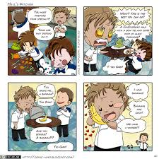 Hell S Kitchen Page 3 - strips comic who page 3