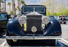 yellow rolls royce movie parked in drive 1936 rolls royce 20 25 sedanca de ville the