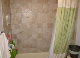 Bathtub Shower Tile Ideas Bathroom Amusing Picture Of Bathroom Decoration Using Light Brown