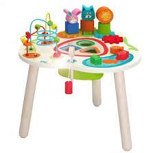 wooden activity table for wooden activity table eveleenjoy
