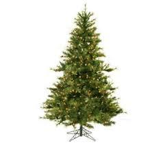 modest design qvc trees prelit qvc and