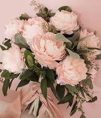 Peonies Bouquet Diy Paper Peony Bouquet Paper Peonies Peonies Bouquet And Diy Paper
