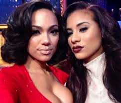 erica mena hair top or bottom erica mena reveals her role in her cyns