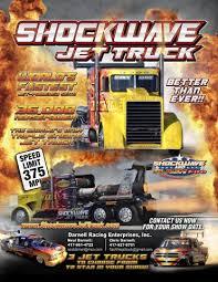 shockwave flash fire jet trucks