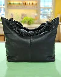 leather handbag u0026 video martha stewart