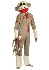 sock monkey costume sock monkey costume