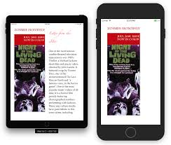 layout magazine app learn how to make your own magazine app with custom text layout in