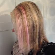 pink hair extensions s synthetic clip on hair extensions beauty best friend