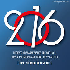 edit happy new year wishes pics with my name wishes