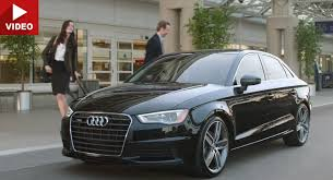 audi a3 commercial audi a3 sedan commercial suggest affordable german luxury
