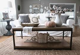 Coffee Table Styles by 12th And White 3 Ways To Style A Coffee Table