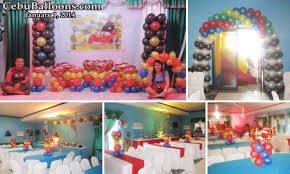 Balloon Decoration For New Year balloon decoration on new year 2014 at united pentecostal church