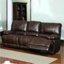 Gray Leather Reclining Sofa Top Contemporary Gray Leather Reclining Sofa Residence Designs