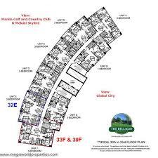 Bellagio Floor Plan Megaworld Bellagio Www Megaworldproperties Com