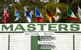 Golf Tournament Flags 2020 Masters Tournament Dates And Qualifying Info