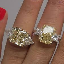 plus size engagement rings best 25 yellow rings ideas on yellow diamonds
