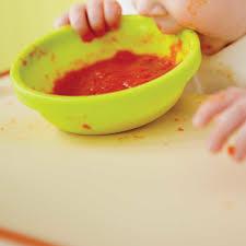 cuisine pour bébé purée de poivrons rouges pour bébé ricardo