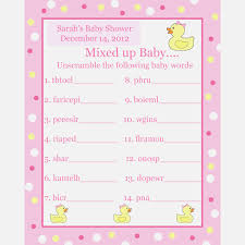 baby shower games and activities home design very nice fantastical
