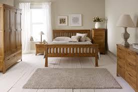 The Orrick Range Rustic Solid Oak Furniture - Oakland bedroom furniture