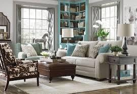 banbury sofa bassett furniture contemporary living room hgtv home