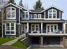 Floor Plans For Sloped Lots Plan 23060jd For The Front Sloping Lot Beautiful House Plans